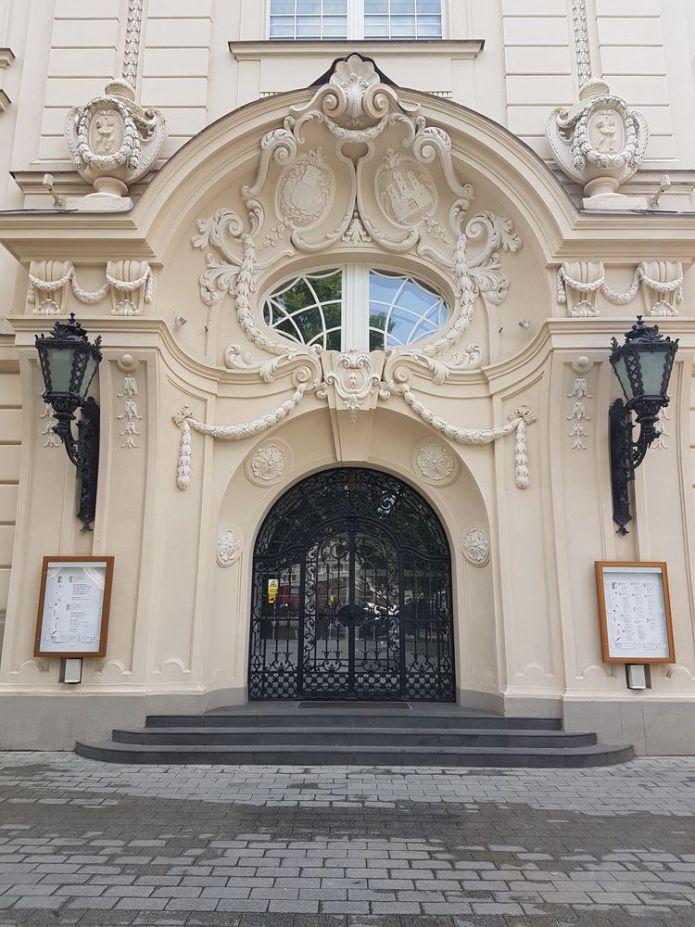 porte riche redoute bratislava