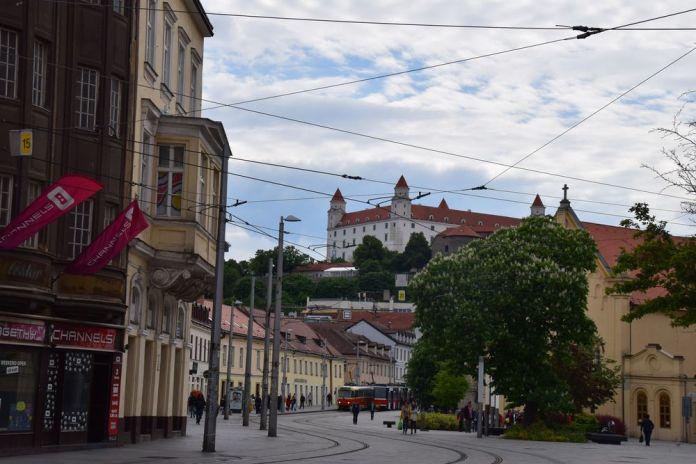 château bratislava