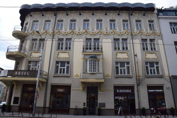 maisons aux tulipes bratislava