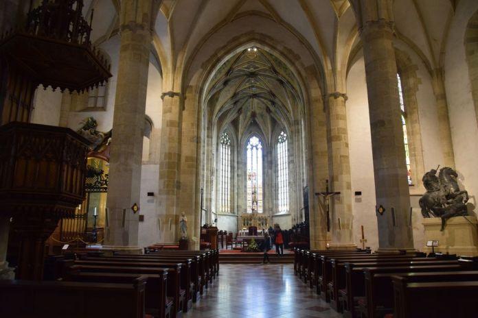 cathédrale saint martin bratislava