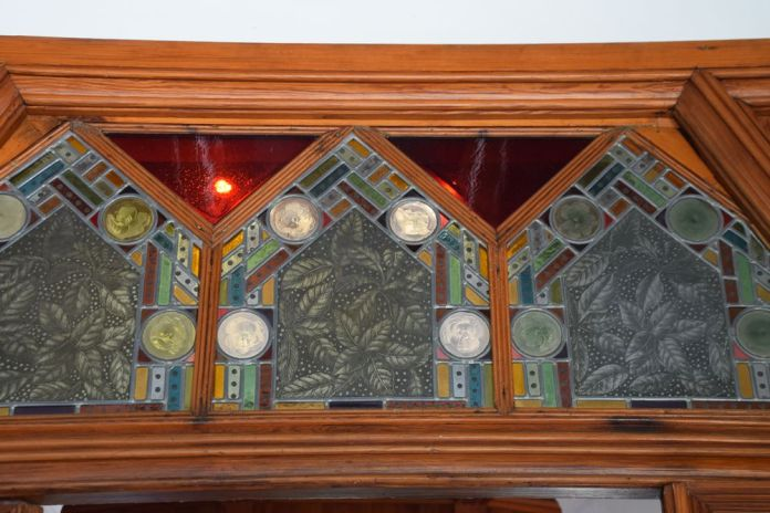 vitraux vestibule