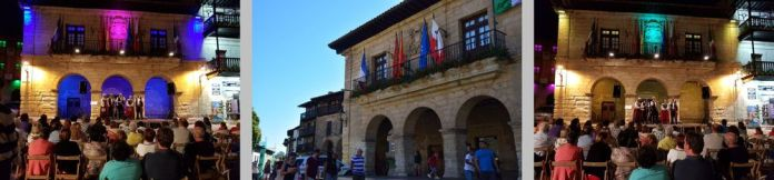 mairie de santillana del mar de toutes les couleurs