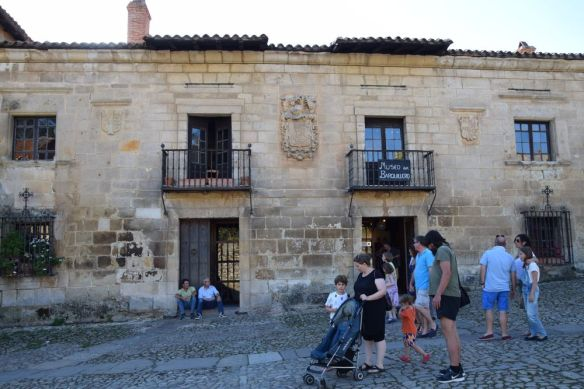 musée del barquillero santillana del mar