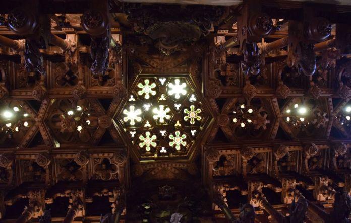 arche de noé renversée université pontificale comillas