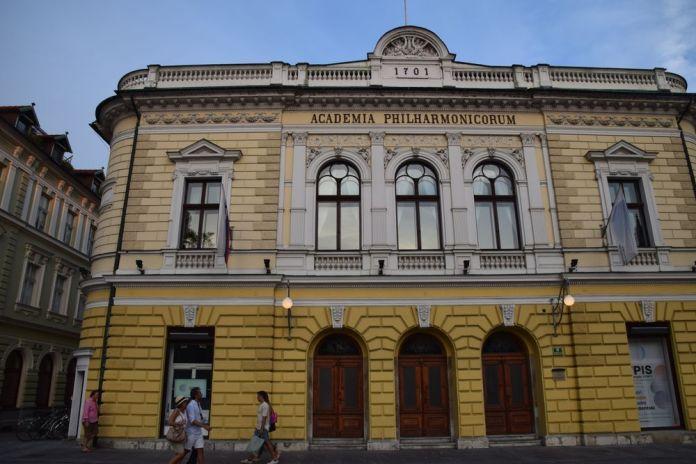 académie philharmonique lubljana