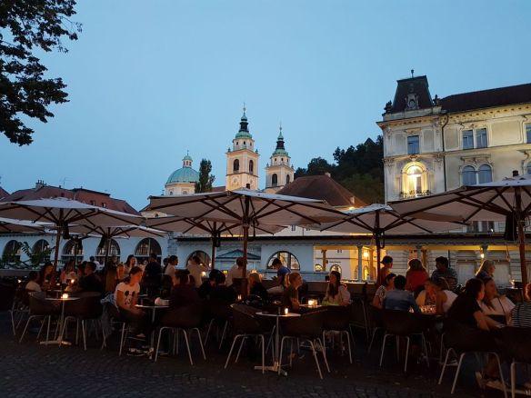 cacao à Ljubljana