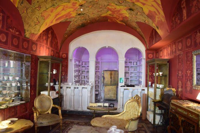 salon atelier de Catbriuyr à Ljubljana