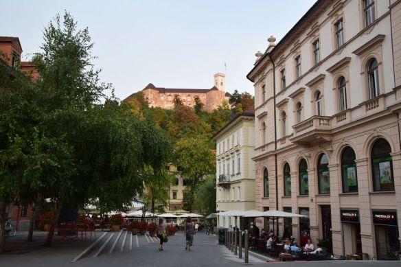 esplanade depuis Wolfova ulica