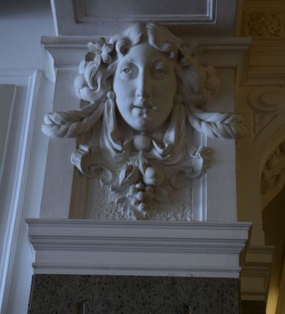 mascaron grand hôtel union Ljubljana