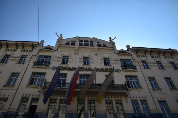 immeuble du 4 micklovisceva cesta ljubljana