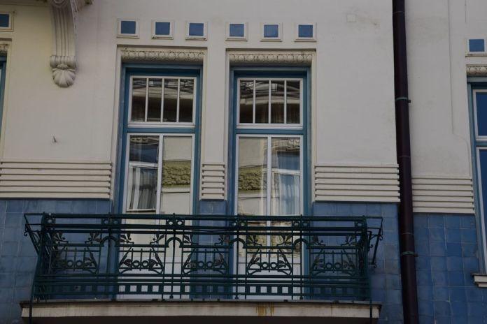ferronneries et carreaux bleux 4 miklovisceva cesta ljubljana