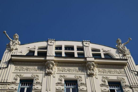 art nouveau 4 miklovisceva cesta ljubljana