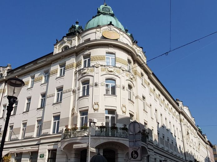 grand hôtel Union Ljubljana