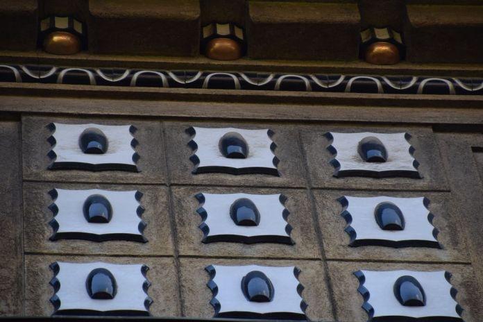céramiques de la maison allemande à ljubljana