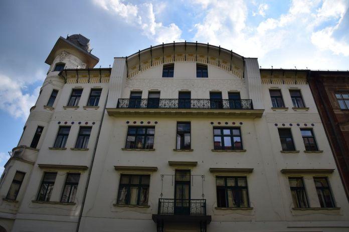 maison cuden à ljubljana