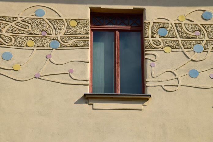 décors en hauteur de la maison krisper ljubljana
