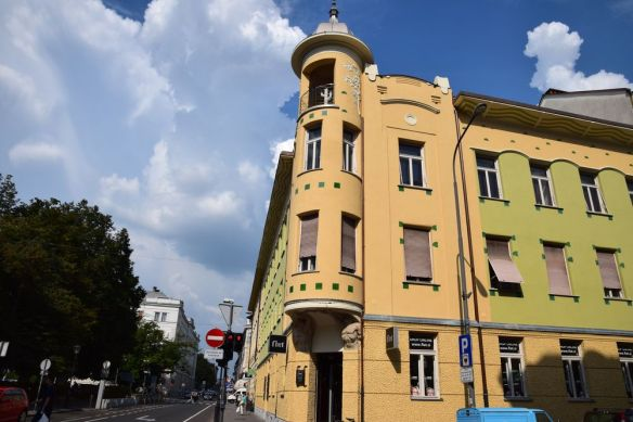 maison regalli à ljubljana