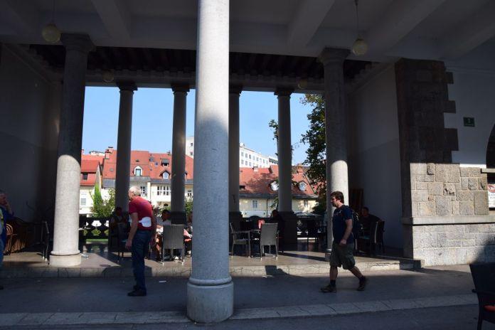 galerie marché ljubljana