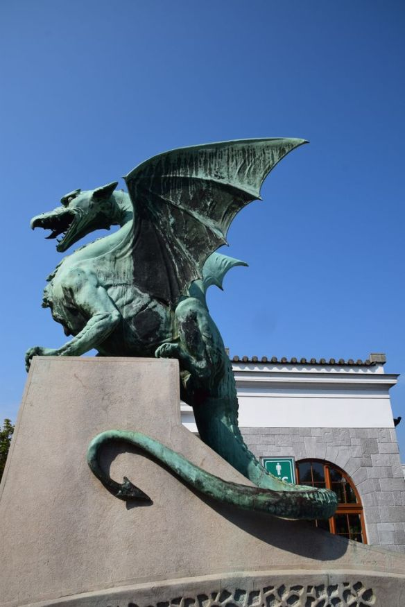 pont aux dragons ljubljana