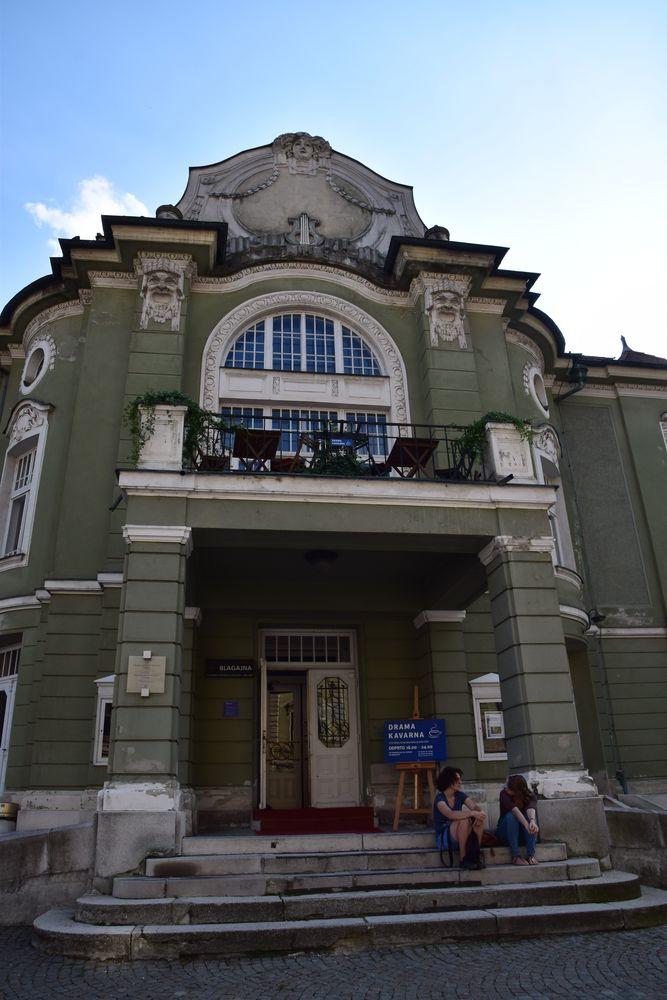théâtre d'art dramatique slovénie