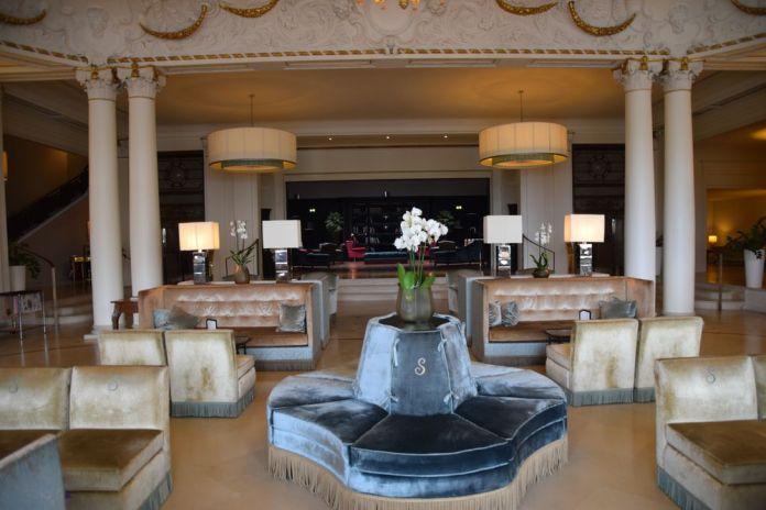 salon du savoia excelsior palace trieste