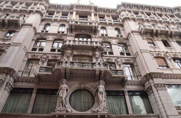 façade casa terni Trieste