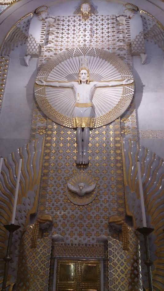 chapelle de l'évêque