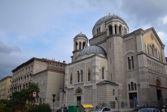 église serbe orthodoxe trieste