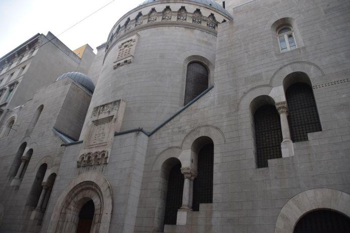 nouvelle synagogue trieste