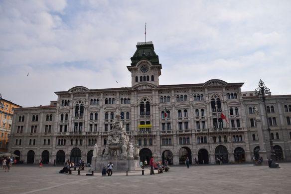 mairie de trieste sur piazza dell unita