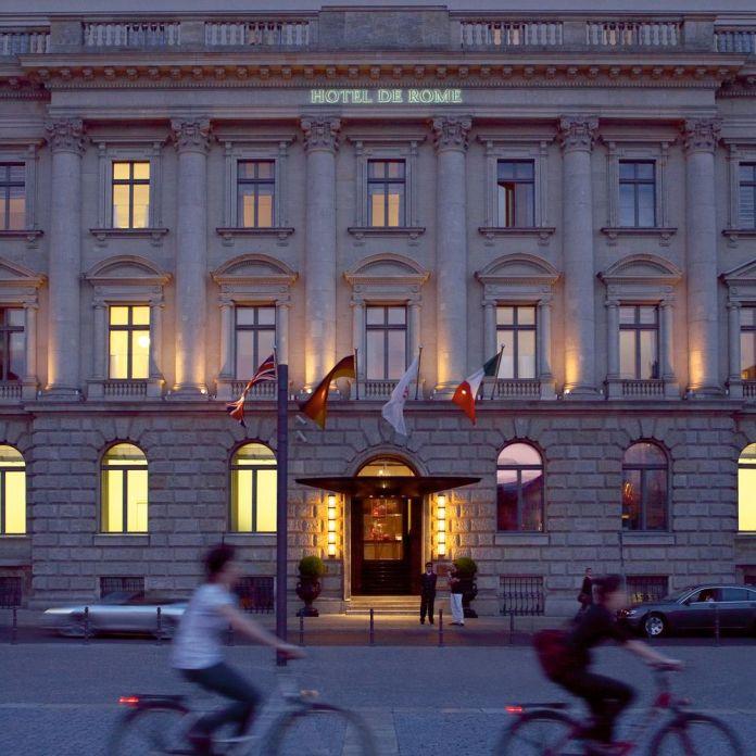 hôtel de rome berlin