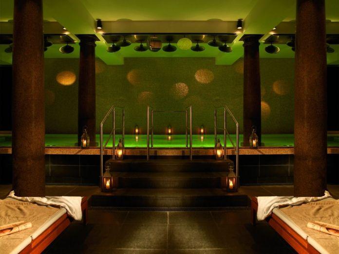 piscine hôtel de Rome