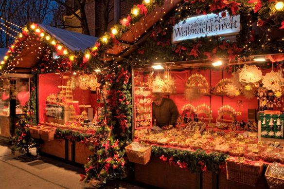 marché de noël traidition Berlin
