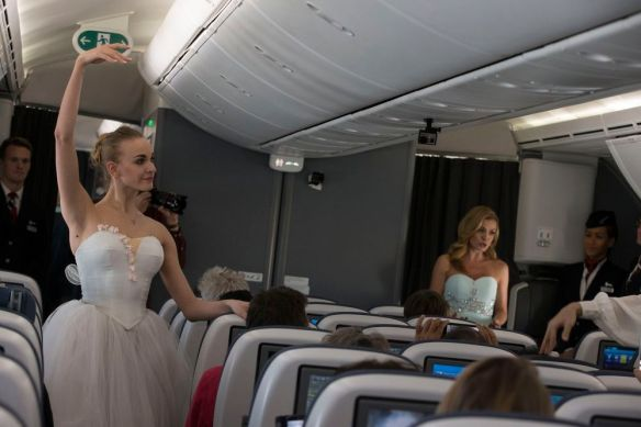 Katherine Jenkins British Airways