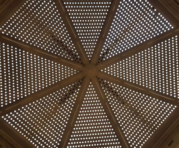 dôme en pavés de verre la Grande Poste architecture bordeaux