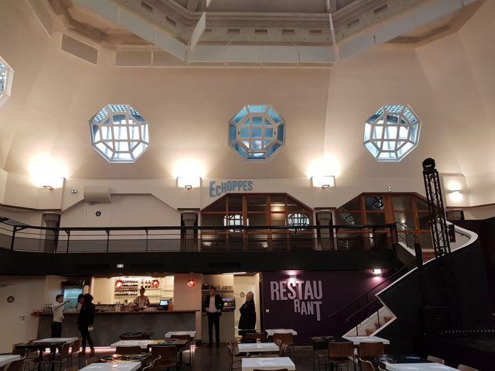 bar et salle de restaurant grande poste bordeaux