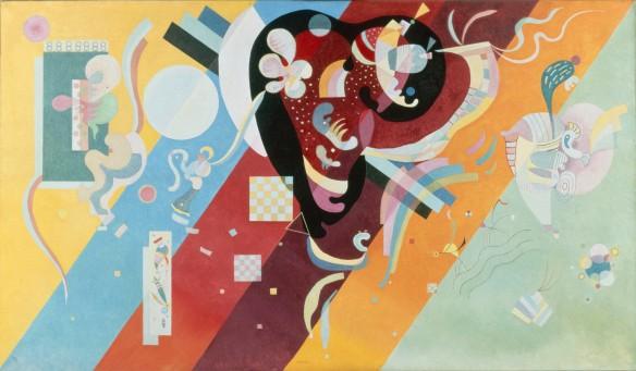 Composition IX, Vassily Kandinsky