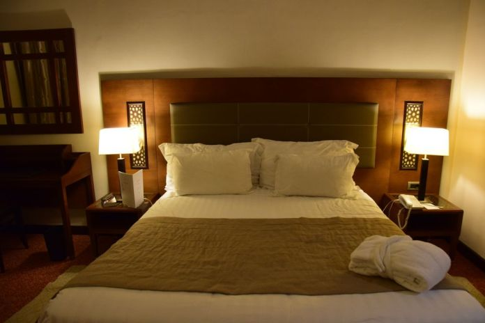 chambre hôtel Médina et Spa Fès