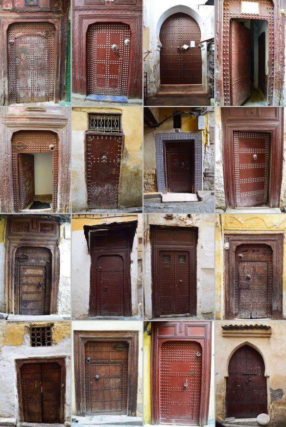 portes de Fès Maroc, Médina