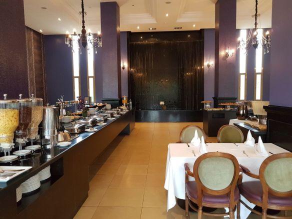 salle petit-déjeuner Palais Médina et Spa Fès