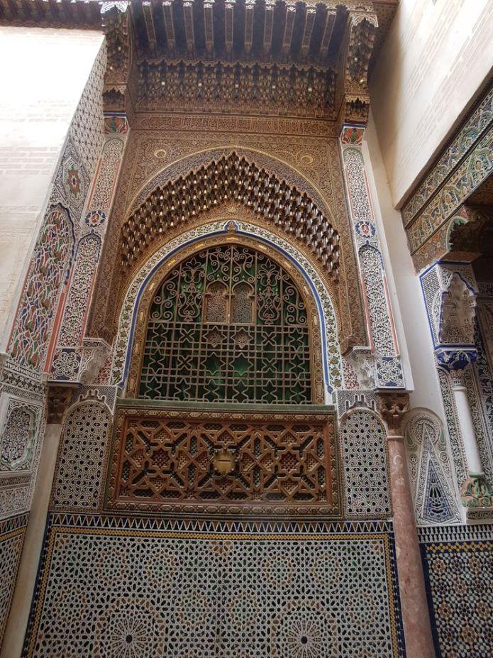 mausolée de Moulay Idriss Médina de Fès