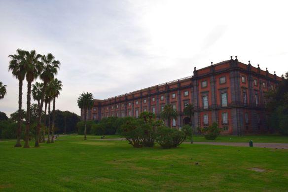 musée Capodimonte Naples