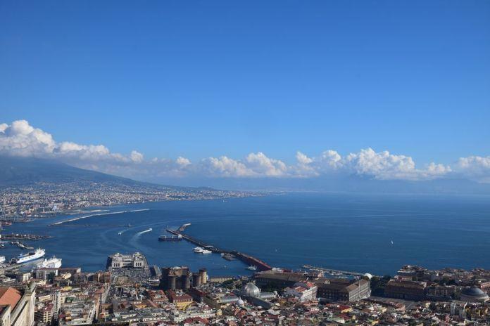 Le Golfe de Naples