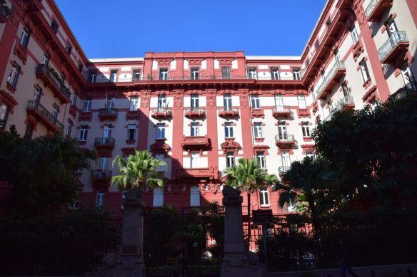 Palazzo Leonetti Naples