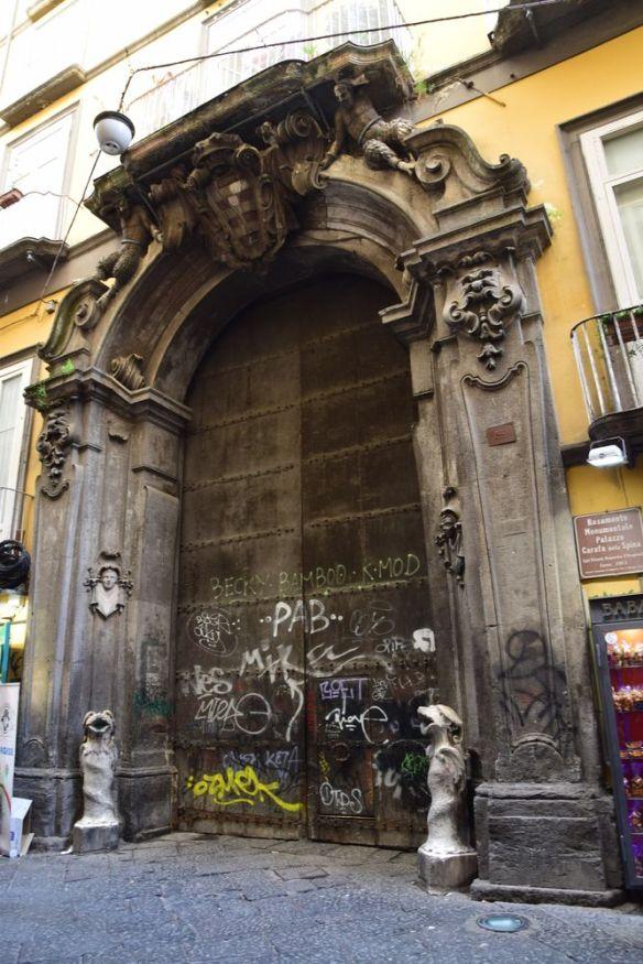 Palazzo Acquaviva d'Aragona Naples