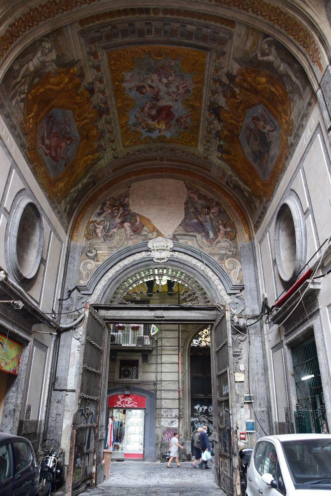 Palazzo Carafa di Maddaloni Naples