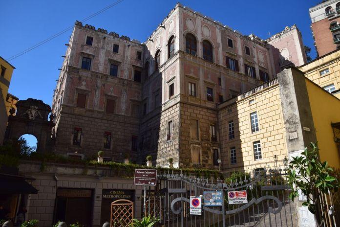 Palazzo Cellamare, Naples