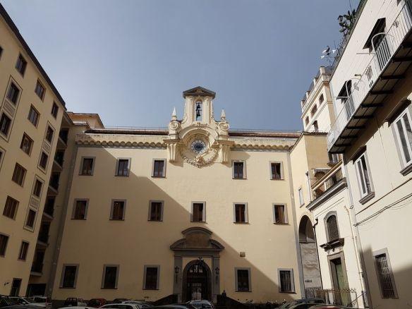 Palazzo del conservatorio dello spirito santo Naples