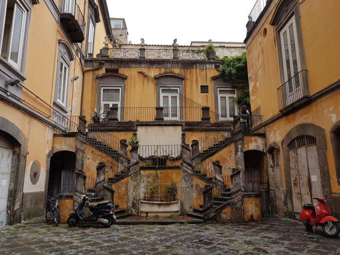 Palazzo Marigliano Naples