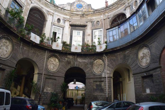 Palazzo Spinelli Naples